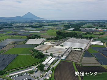 南日本畜産株式会社 繁殖センター
