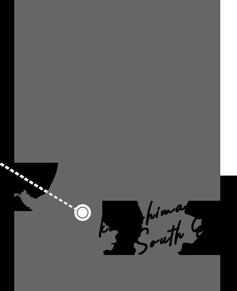 南日本畜産 MAP